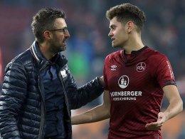 Club-Coach Köllner: Steigerung ist Trumpf