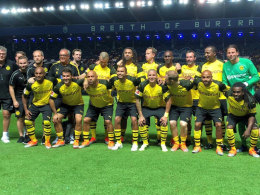 Remis für BVB-Legenden-Team in Thailand