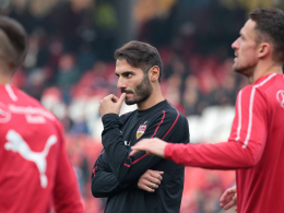 Co-Trainer Altintop überzeugt die VfB-Profis