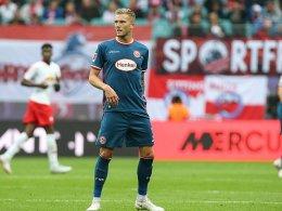 Endlich: Hoffmann feiert sein Comeback