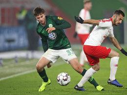 Rexhbecaj untermauert in Wolfsburg seine Ansprüche
