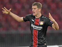 Vor Augsburg-Spiel: Sorgen um Sven Bender