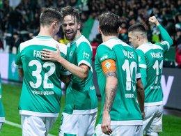 Bremer Joker stechen: 3:1 gegen Düsseldorf