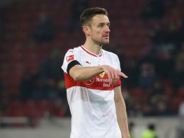 Gentner im VfB-Kader fürs Wolfsburg-Spiel