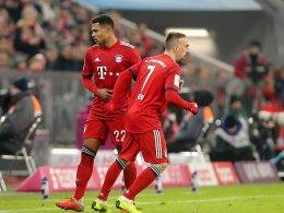 Folgenschwerer Sprint: FCB bangt um Gnabry