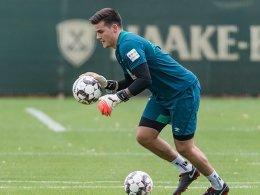 Neue Perspektive für Werders Zetterer