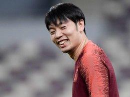 Wolfsburger Wiedersehen mit Xizhe Zhang