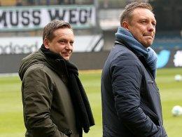 Hannover: Nachrüsten oder für Liga 2 planen?
