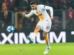 VfB: Die Haken bei Galatasarays Ozan