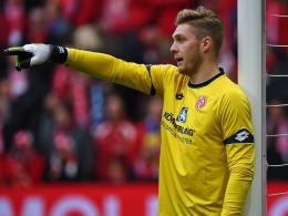 Müller löst Zentner wieder im Mainzer Tor ab