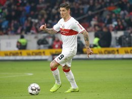 VfB-Neuzugang Zuber: