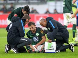 Mehmedi vergrößert Wolfsburgs Not in der Offensive