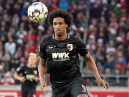 Augsburg zieht Schlussstrich: Caiuby freigestellt