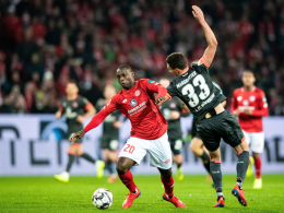Ujah: 100. Bundesligaspiel als Reservist?