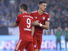 Zwei Optionen: Wie die Bayern ohne Back-up Wagner planen
