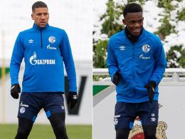 Keine Überraschungen: Schalke belässt es bei Bruma & Matondo