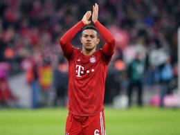Auch Thiago fehlt den Bayern in Leverkusen