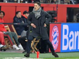 Bayern-Coach Kovac hadert: