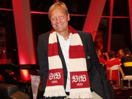 Buchwald hört beim VfB auf und erhebt Vorwürfe