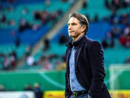 Wolfsburg: Labbadia bremst die Erwartungen