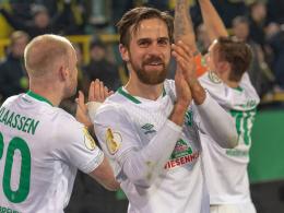 Harnik fehlt Werder