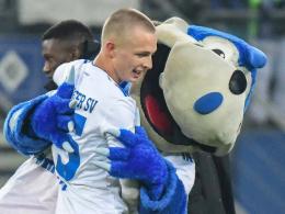 Kovac garantiert: Arp wird Nationalspieler