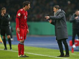 Kovac baut weiter auf Hummels/Süle - Lob für James