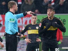 Stuttgarts Gonzalez für drei Spiele gesperrt