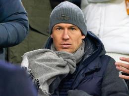 Was ist los mit Arjen Robben?