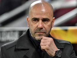 Bosz: Eine Spitze Richtung Dortmund