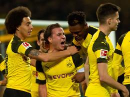 Dortmunds Freude ohne Reus - und auf Reus