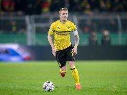 Reus kehrt ins BVB-Training zurück