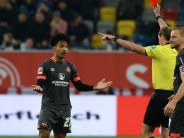 Pereira: Drei Spiele Sperre und eine Geldstrafe