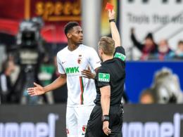 Drei Spiele Sperre: Oxford verschärft Augsburgs Not