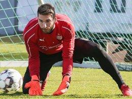VfB: Ein Duo fehlt beim Start - Zieler gibt einen Einblick