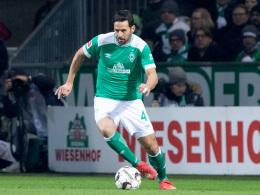 Als Pizarros Stern in Wolfsburg erstmals erstrahlte