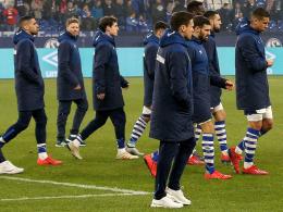Schalker Spieler stellen sich verheerendes Zeugnis aus