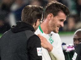 Vor Endspiel gegen Schalke: Entwarnung bei Langkamp