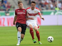 Antons Höhen und Tiefen gegen den VfB