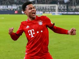 FC Bayern bindet Gnabry langfristig