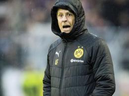 VfB-Taktik? Favre: