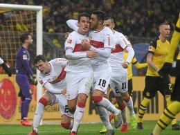 VfB: Endlich mehr Gefahr durch Standards