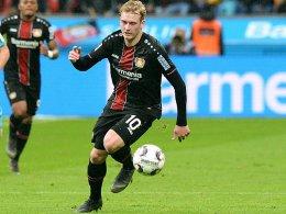 Brandt: Herz für Werder, Respekt vor Frankfurt