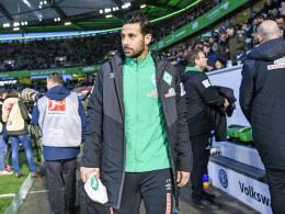 Muskelverletzung: Mehrere Wochen Pause für Pizarro