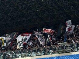 Eintracht-Fanszene: Zwischen Freude und Frust