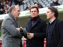 Wolfsburg und die Trainersuche