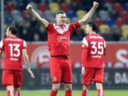 Fink verlängert: Fortuna-Kapitän bleibt ein weiteres Jahr