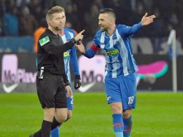 Hertha wehrt sich gegen Drei-Spiele-Sperre für Ibisevic