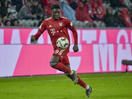 Davies bleibt in München und bekommt