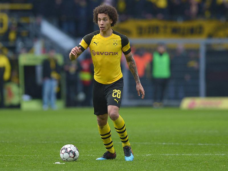 BVB hofft auf baldige Rückkehr von Götze, Alcacer und Witsel